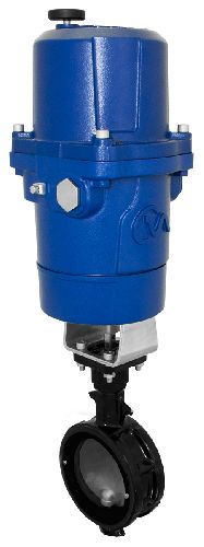 CMA actuator increases the scope of Rotork's advanced electric control valve technology