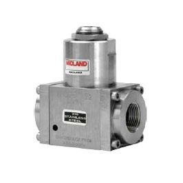 1/4 to 1/2 inch NPT Bi-Directional Flow Regulators
