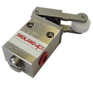 1750 Poppet Plunger or Roller