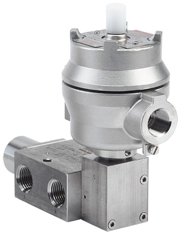 1750 Series Pilot operated Poppet Valve - Small