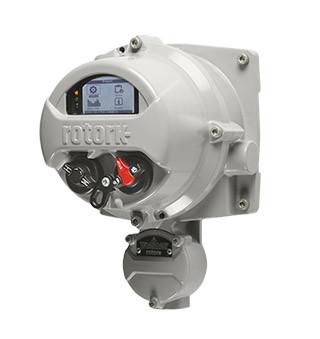 Rotork Iq3 Range Valve Actuators Remote Hand Station