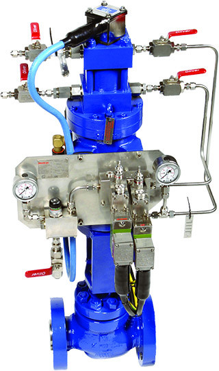 Midland-ACS Stepping Actuator