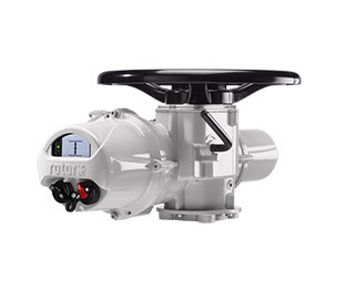 Rotork Iq3d Multi Turn Direct Current Electric Valve Actuator