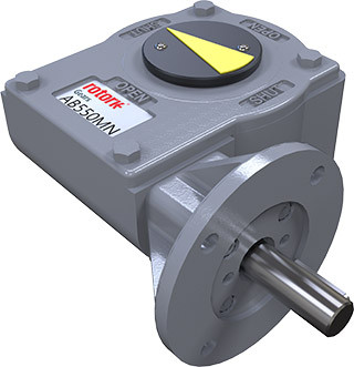 ABM – Quarter-Turn Motorised Gearbox