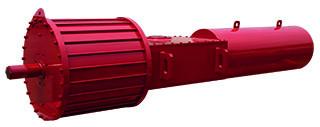GGP & GH Range Actuators