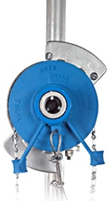Roto Hammer M Series Clamp-On Impact (Hammer Blow) Actuator
