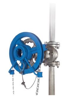 Roto Hammer chain wheel