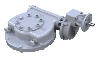 IW - High Torque Duty Gearbox