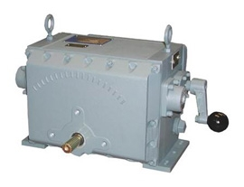 SM-1700/SM-5000 Heavy Duty Rotary Actuator