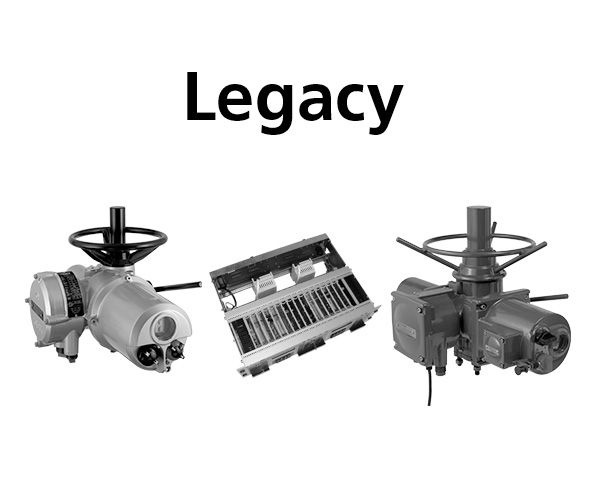 Electric Actuator Legacy Products