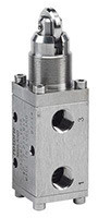 1500 Series Mechanically Operated Spring Return Spool Valves