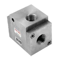 4500 Series Quick Exhaust valves c/w exhaust flow regulator