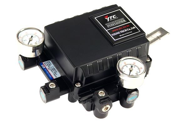YTC Pneumatic Positioners