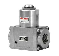 4500 Series 3/4 to 1 inch NPT Uni-Directional Flow Regulators
