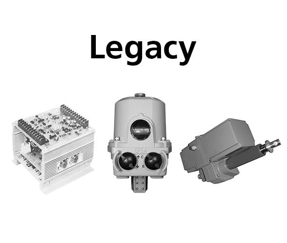 Process Control Legacy Products