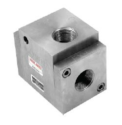 4500 Series 1 1/2 to 2 inch NPT Quick Exhaust Valves C/W Exhaust Flow Regulator and By-Pass