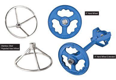 Roto Hammer Handwheels