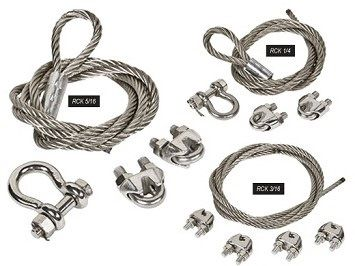 Roto Hammer RCK Safety Cable Kits