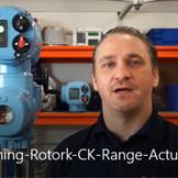 AID Commissioning Rotork CK Range Actuator
