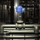 ロトルクプロセス制御用アクチュエータ(CVA)