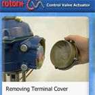 CVA Actuator Installation Part 3